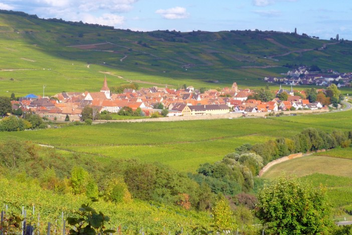 Villages d'Alsace : Kientzheim © French Moments