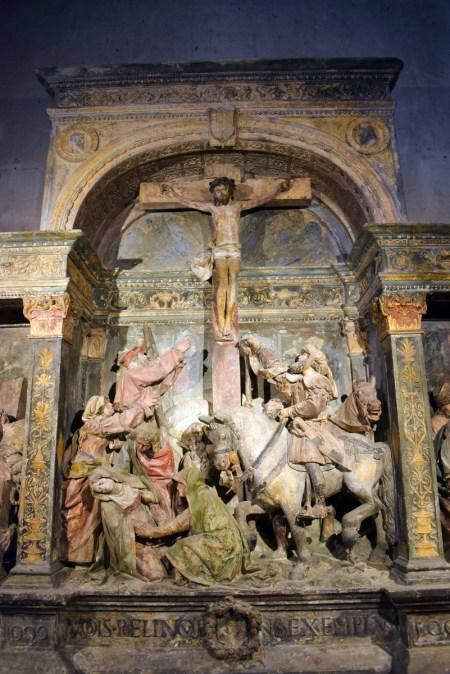 Le retable d'Hattonchâtel, église St-Maur © French Moments