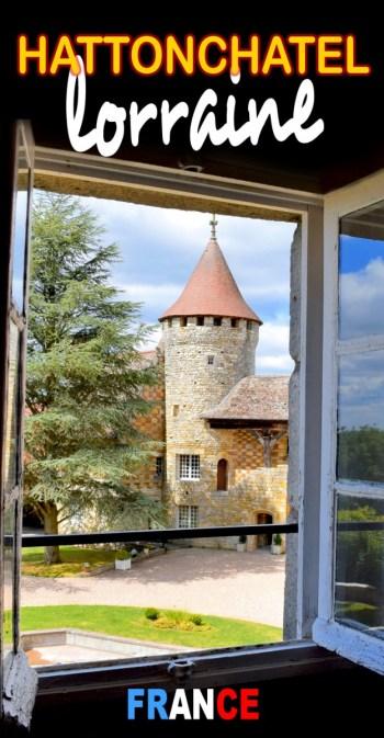 Découvrez le village et château d'Hattonchâtel en Lorraine © French Moments