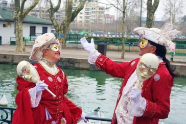 Carnaval d'Annecy 2018 © French Moments