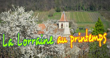 Lorraine au printemps © French Moments