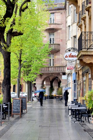 Rue Gambetta, Metz © French Moments