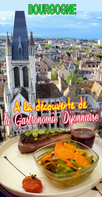 A la découverte de la gastronomie dijonnaise © French Moments