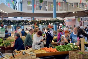 Le marché couvert de Dijon © French Moments