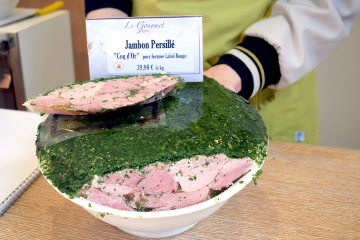 Traiteur Le Gourmet au Marché Couvert de Dijon © French Moments