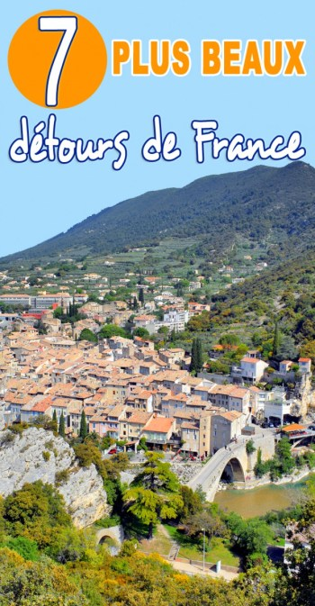 7 plus beaux detours de France Pinterest © French Moments
