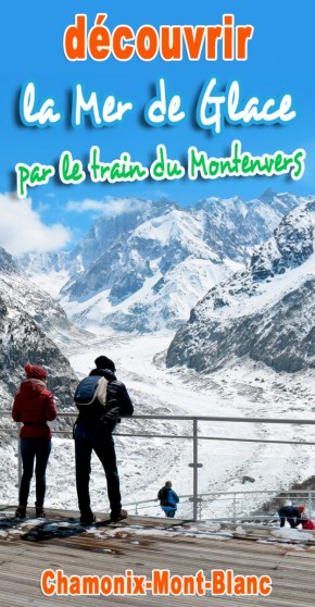Découvrez le train du Montenvers et la Mer de Glace © French Moments