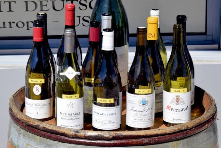Vin de Meursault © French Moments