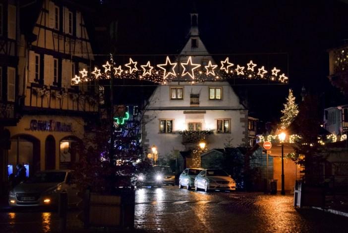 Obernai à Noël © French Moments