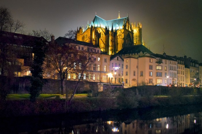 Metz à Noël © French Moments