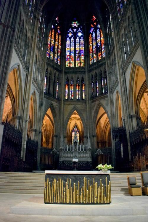 Le chœur de la cathédrale de Metz © French Moments