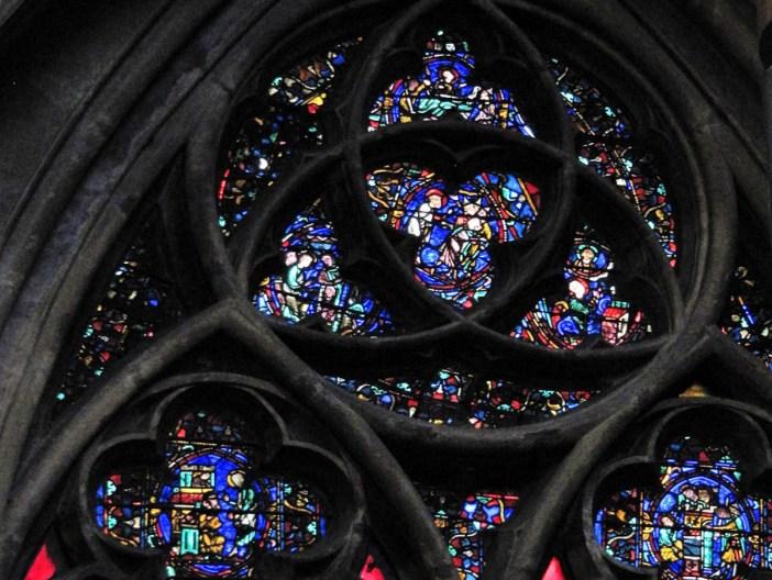 Vitraux de la cathédrale de Metz © Ggreb - licence [CC BY-SA 3.0] from Wikimedia Commons