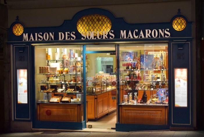 La maison des Sœurs Macarons à Nancy © French Moments