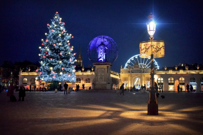Place Stanislas, Noël à Nancy © French Moments