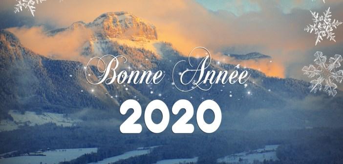 L'année 2019 laisse place à une nouvelle décennie ! © French Moments