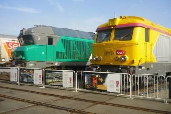 Cité du Train, Mulhouse © French Moments