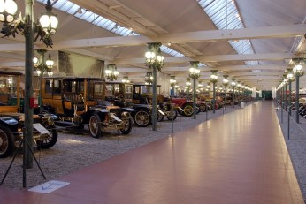 La collection Schlumpf, Cité de l'Automobile à Mulhouse © Dontpanic - licence [CC BY-SA 3.0] from Wikimedia Commons