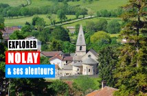 Nolay, Bourgogne © French Moments