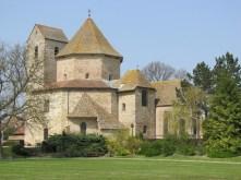 L'ancienne abbatiale romane d'Ottmarsheim © Ralph Hammann - licence [CC BY-SA 4.0] from Wikimedia Commons