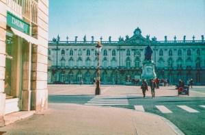 La place Stanislas au début des années 2000 © Pierre Guernier