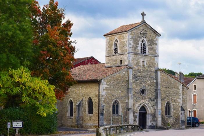 L'église Saint-Rémy de Domrémy © French Moments