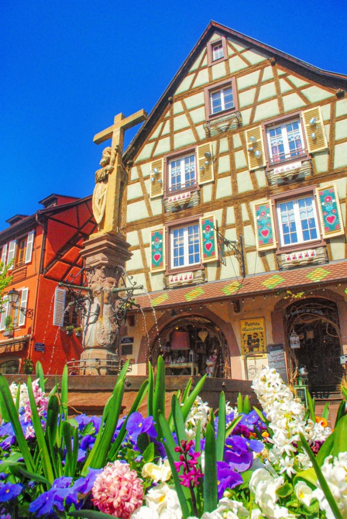 Photos de printemps en Alsace - Kaysersberg © French Moments