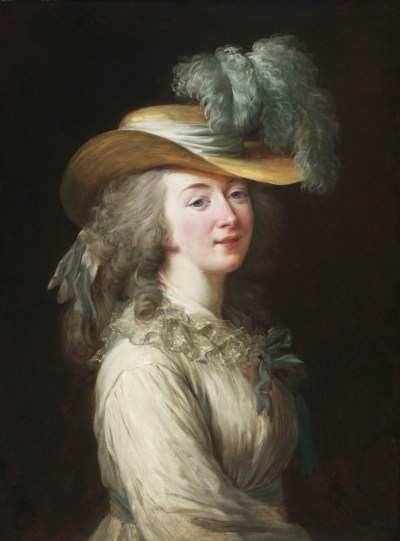 Madame du Barry en 1781