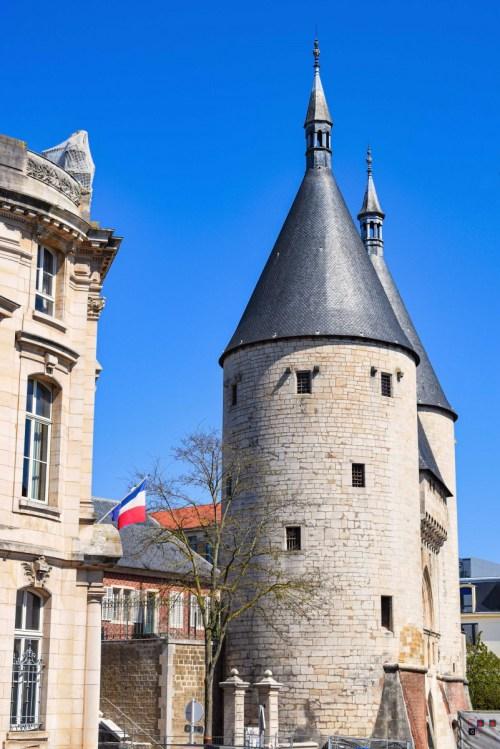 Les tours de la porte de la Craffe © French Moments