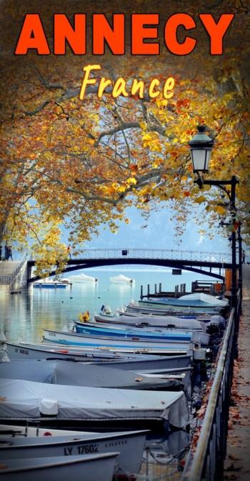 Autour du lac d'Annecy © French Moments