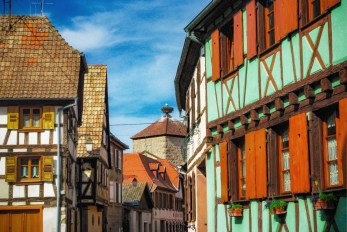 Rue de Dambach-la-Ville © French Moments