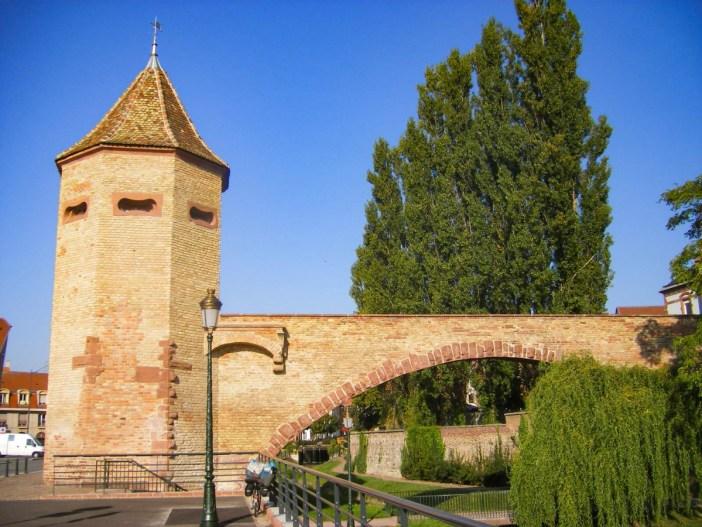 Tour des Pêcheurs, Haguenau © Szeder László - licence [CC BY-SA 4.0] from Wikimedia Commons