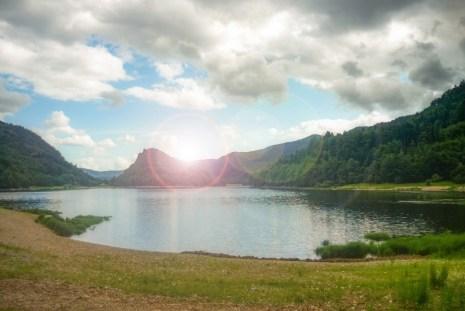 Coups de cœur dans le Haut-Rhin - le lac de Kruth © French Moments