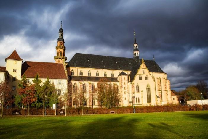 Itinéraire touristique d'Alsace - L'église des Jésuites à Molsheim © French Moments