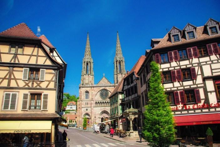 Autour de Strasbourg - Obernai © French Moments