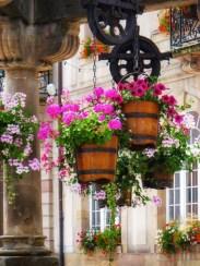 Autour de Strasbourg - Puits Renaissance à Rosheim © French Moments