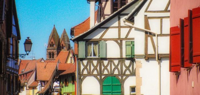 Découvrir Sélestat : mon itinéraire de visite © French Moments