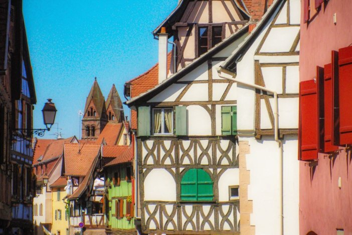Le quai des Tanneurs, Sélestat © French Moments