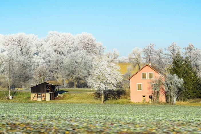 Maison d'éclusier entre Retzwiller et Valdieu © French Moments