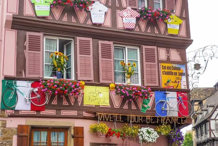 Maison à Colmar prête à accueillir le Tour de France ! © French Moments