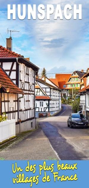 Hunspach, découvrez un village authentique en Alsace © French Moments