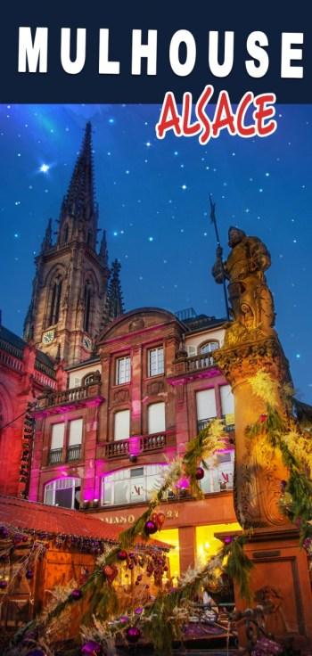 Découvrez Mulhouse en Alsace © French Moments