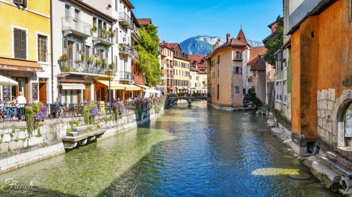 Visiter Annecy : la Venise des Alpes © French Moments