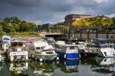 Année 2020 - Canal du Rhône au Rhin à Mulhouse © French Moments