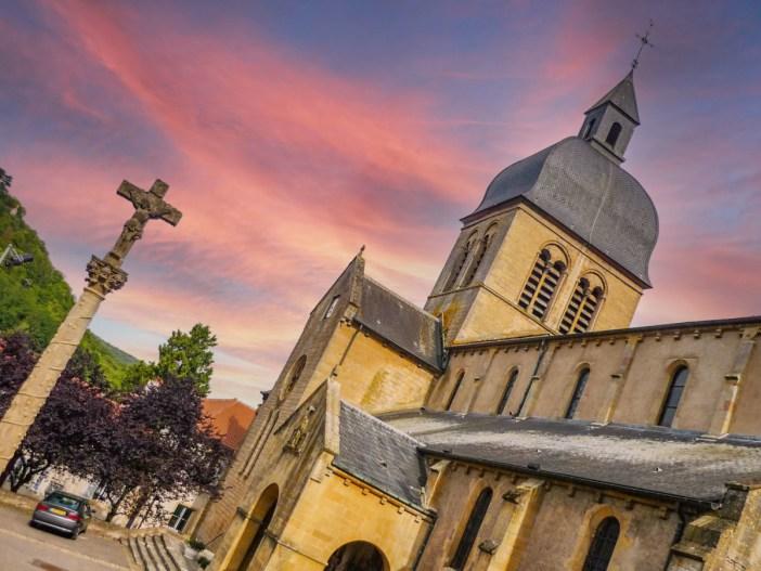 Autour de Metz : L'église de Gorze © French Moments