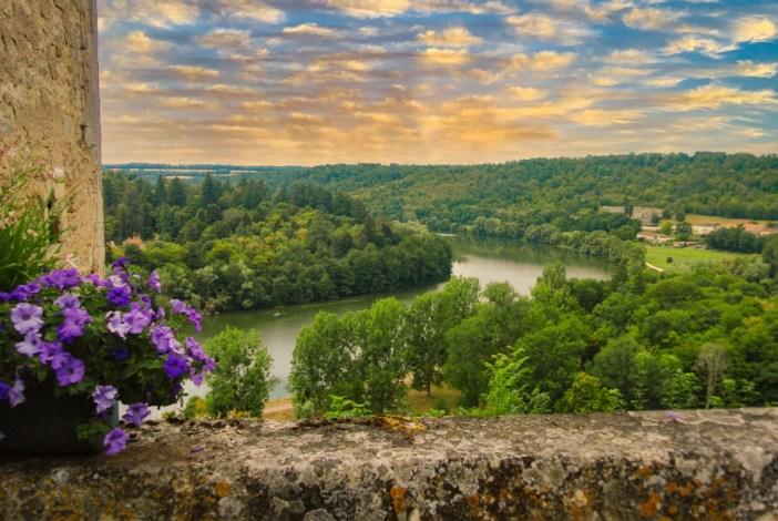 Liverdun et la Moselle © French Moments
