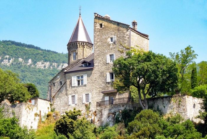 Château de Châtillon © Torsade de Pointes - licence [CC0] from Wikimedia Commons