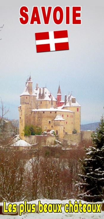 Chateaux de Savoie © French Moments