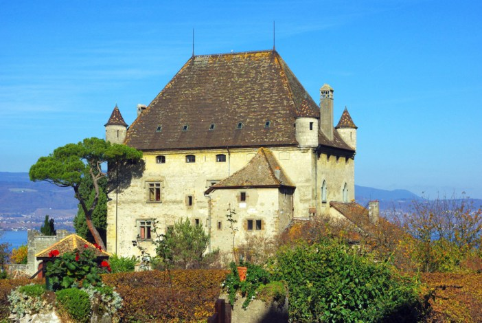 Château d'Yvoire © French Moments