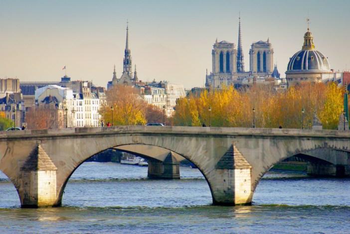Vue de Notre-Dame de Paris du pont de la Concorde © French Moments