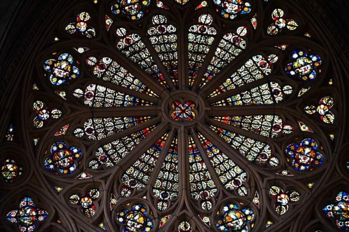 Rosace de Hermann de Münster, cathédrale de Metz © French Moments